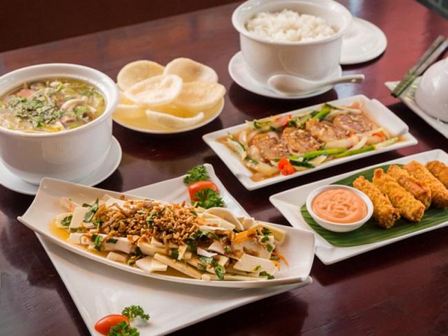 Nhà hàng Chay Sen – Nhà Hàng Chay Đông Khách Tp Hcm
