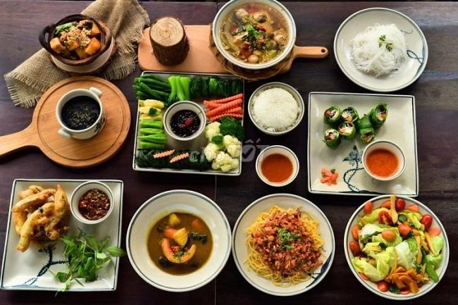 Nhà hàng Chay Vĩnh Nghiêm