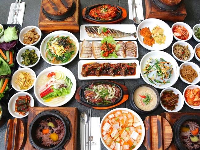 Nhà hàng Hàn Quốc TPHCM