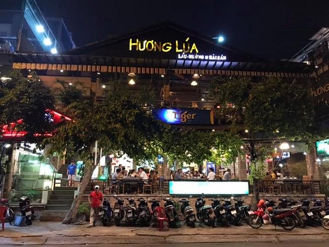 Nhà Hàng Hương Lúa