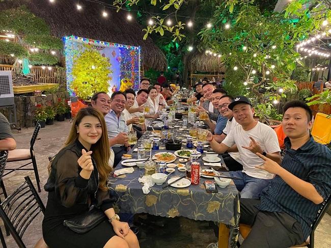 Nhà hàng Phi Phố Biển Sài Gòn