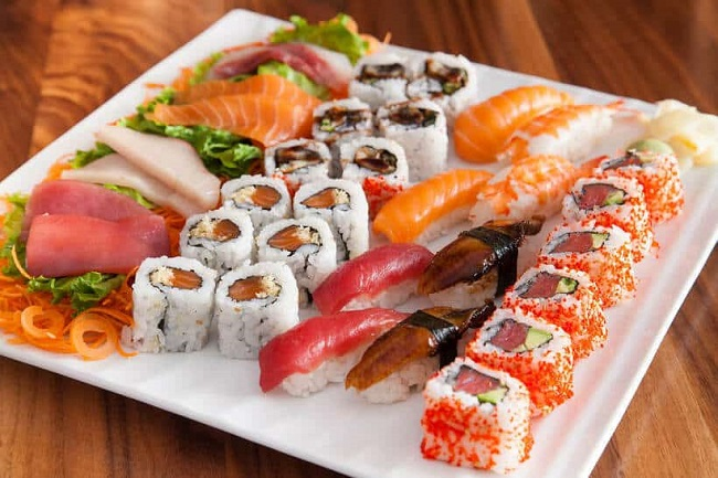 Oshio Sushi – Nhà Hàng Món Nhật Ngon