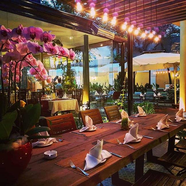 Nhà hàng sang trọng Pendolasco
