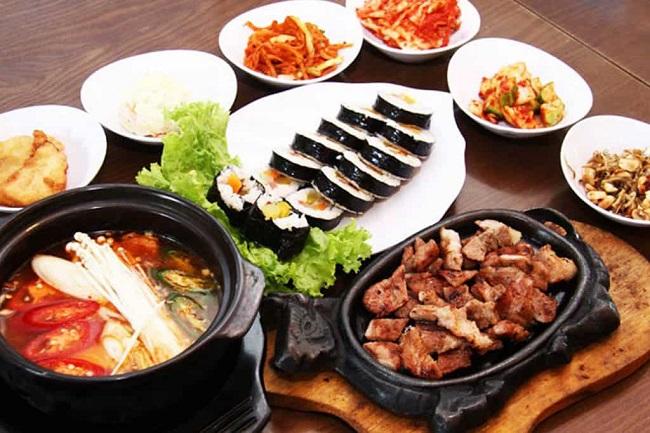 Quán ăn Hàn Quốc Poki Poki