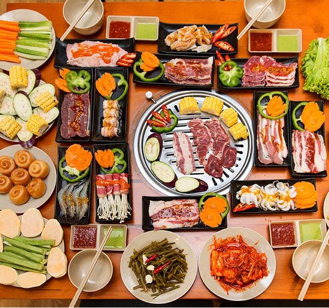 Quán Bangkok BBQ Buffet