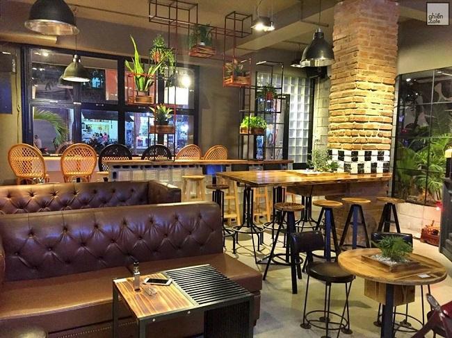 Quán cafe đẹp quận 12 Shangri La Coffee
