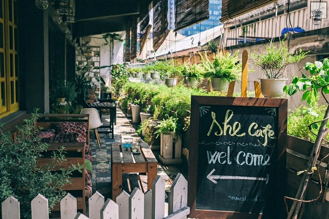 She Café quận 1