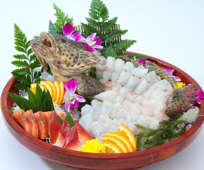 Nhà hàng Shinsen Sushi