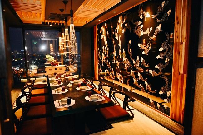 Sorae Restaurant – Lounge nhà hàng sang trọng bậc nhất TPHCM