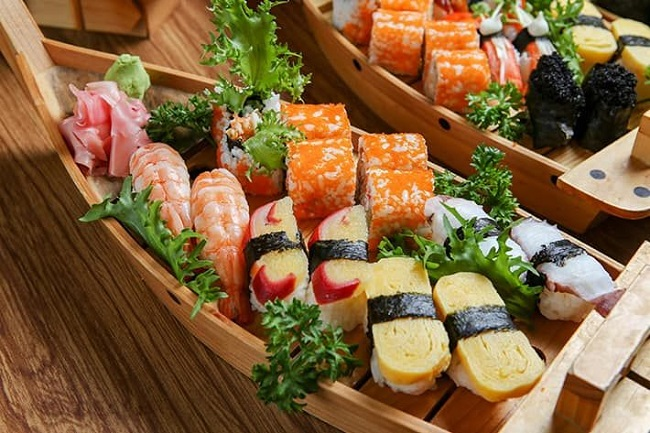 Nhà hàng Sushi Ti