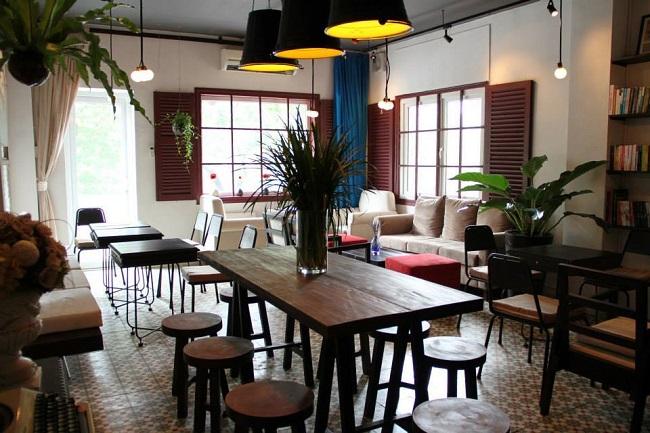 The Morning Cafe - địa điểm cafe yên tĩnh để làm việc
