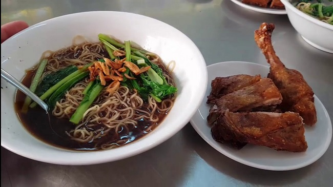 Thiêm Huy Mì Gia – Ăn Khuya Sài Gòn Ở Đâu