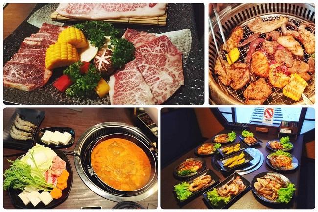 Nhà hàng Tokori Japanese BBQ