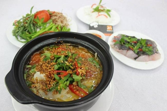 Trúc Xanh – Quán Ăn Ngon Quận 7 Sài Gòn Nổi Tiếng