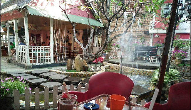 Quán cà phê đẹp ở quận 12 Venus Cafe