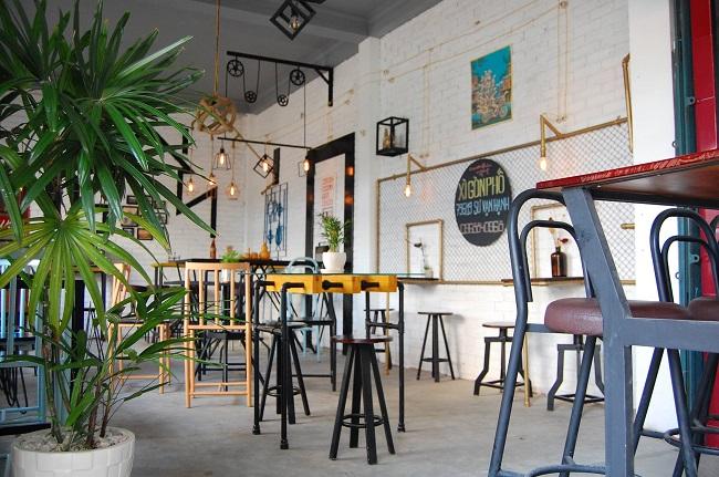 Xì Gòn Phố Cafe