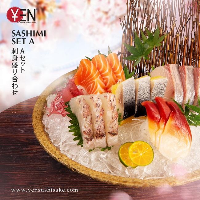 Nhà hàng Yen Sushi & Sake Pub