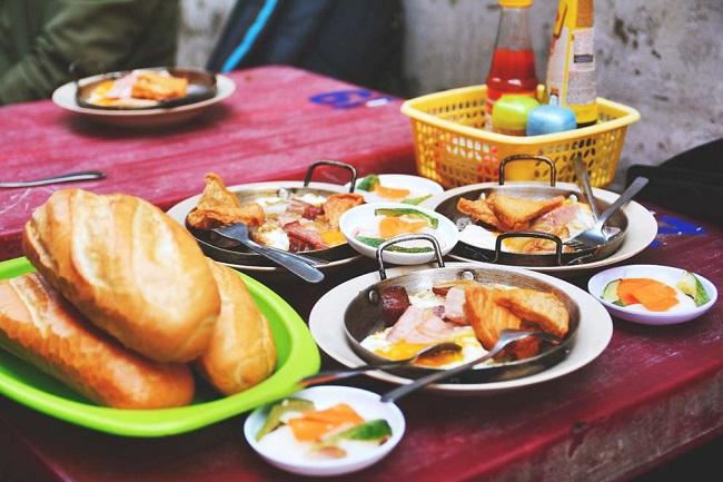 Bánh Mì Hòa Mã là quán ăn ngon quận 3