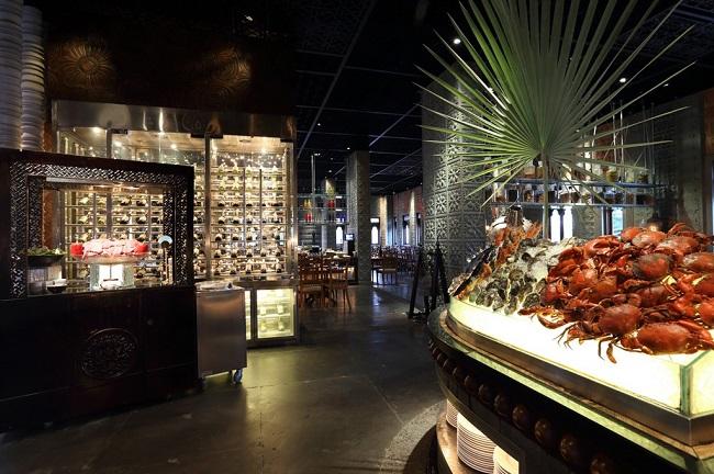 Cham Charm – Nhà Hàng Buffet Sang Trọng Nhất Sài Gòn