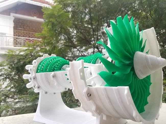 Công ty dịch vụ in 3D VnTech Hà Nội uy tín