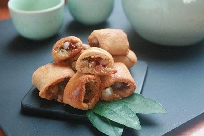 Bánh chả là đặc sản Hà Nội làm quà có ý nghĩa