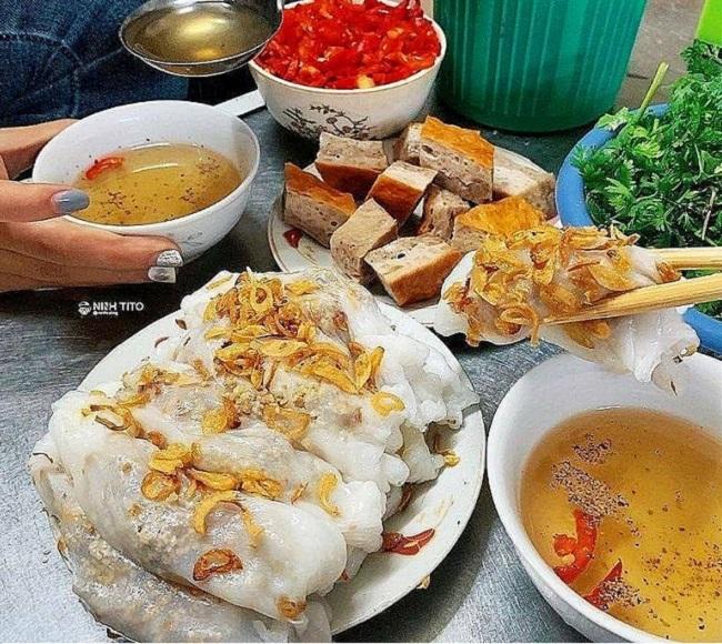 Món ngon Hà Nội - Bánh Cuốn Thanh Trì