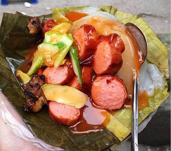 Bánh Giò Đông Các Hà Nội