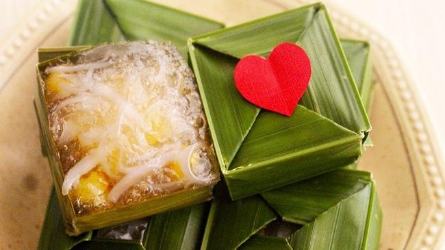 Bánh phu thê đặc sản Hà Nội