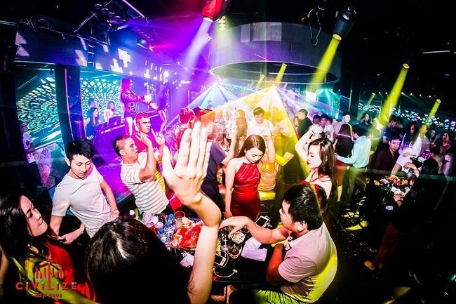 Bar Civilize - bar nổi tiếng ở Hà Nội