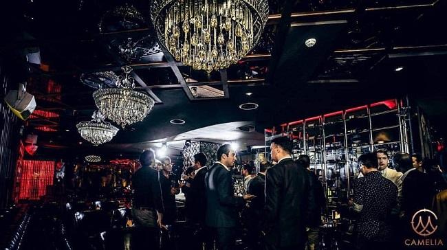 Camelia Lounge - Bar nổi tiếng ở Hà Nội