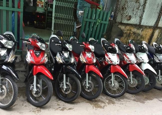 Cửa hàng Bảo Long - Nơi cho thuê xe máy ở TPHCM