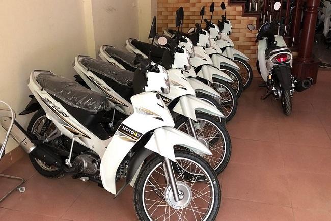 Địa điểm thuê xe máy Thanh Lan ở TPHCM