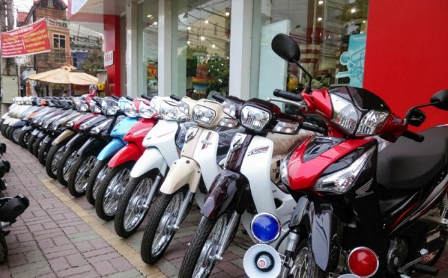 dịch vụ thuê xe máy ở tphcm