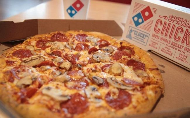 Domino's Pizza - pizza Hà Nội ngon