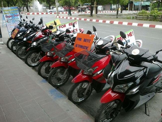 Dragon Bikes - Nơi thuê xe máy TPHCM uy tín