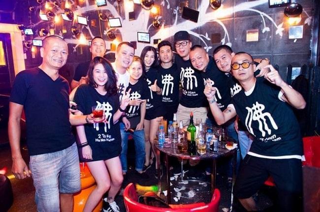 Funky B - quán pub Hà Nội nổi tiếng