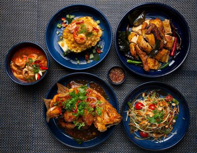 Nhà hàng Happy Thai