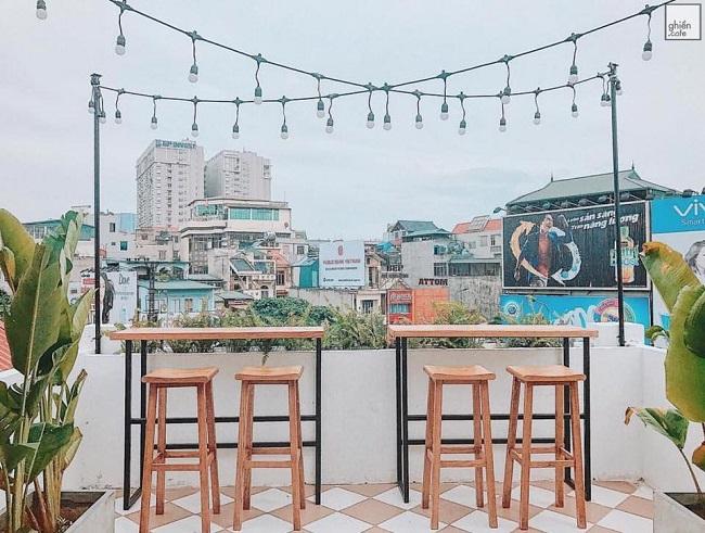 Kone Cafe - quán cafe yên tĩnh tại Hà Nội