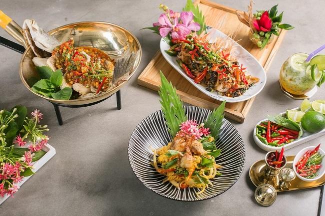 MAYs Urban Thai Dine là nhà hàng Thái ngon, nổi tiếng ở Sài Gòn