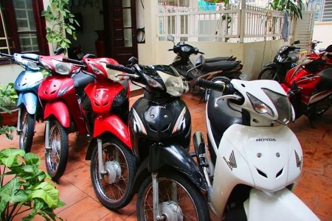 Motorbike for Rent - Dịch vụ thuê xe máy ở TPHCM