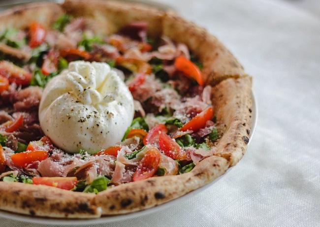 Pizza 4P's - pizza Hà Nội