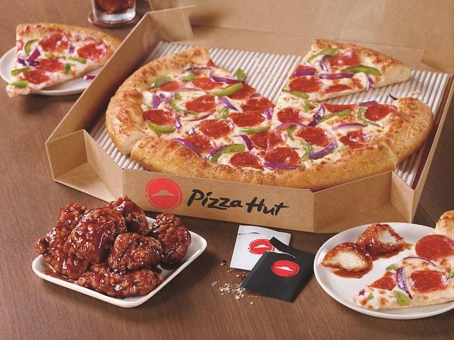 Pizza Hà Nội ngon - Pizza Hut