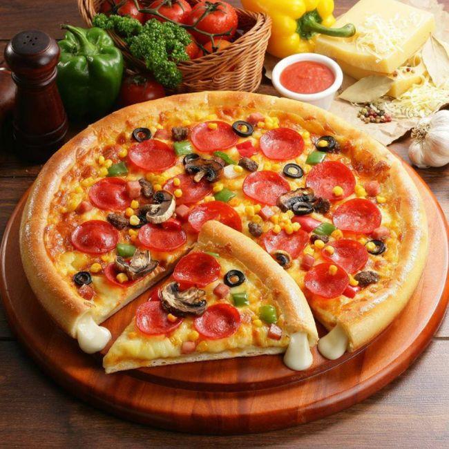 Pizza Ông Tây là pizza Hà Nội ngon