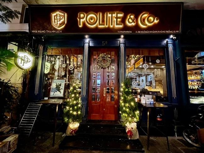 Polite & Co