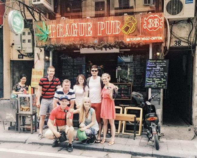 Prague Pub