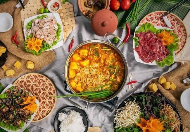 Quán Sành là quán ăn trưa ngon ở Hà Nội