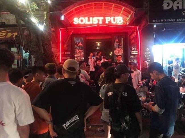 Solist Pub Hà Nội nổi tiếng