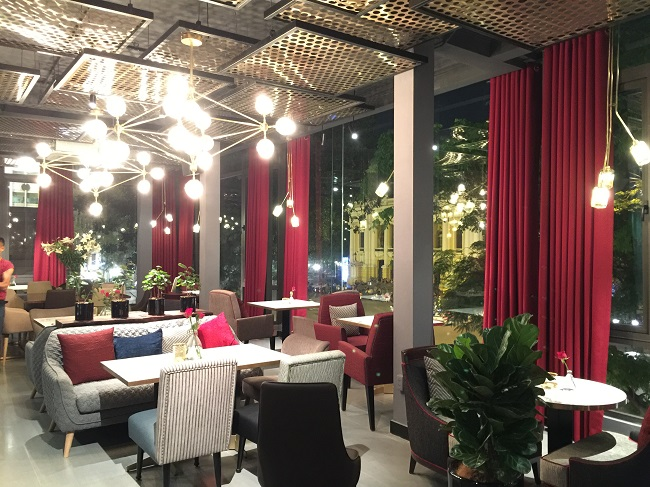 Terrace Cafe - quán cafe yên tĩnh ở Hà Nội