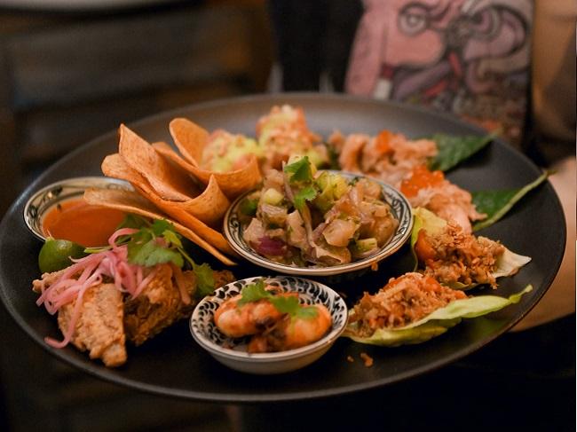 The Racha Room là nhà hàng Thái ngon