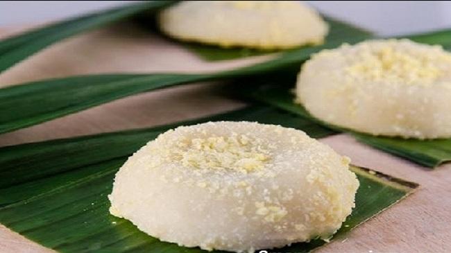 Bánh dày Quán Gánh là đặc sản Hà Nội làm quà ý nghĩa